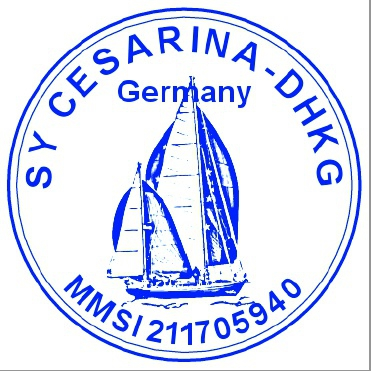 Schiffstempel Cesarina