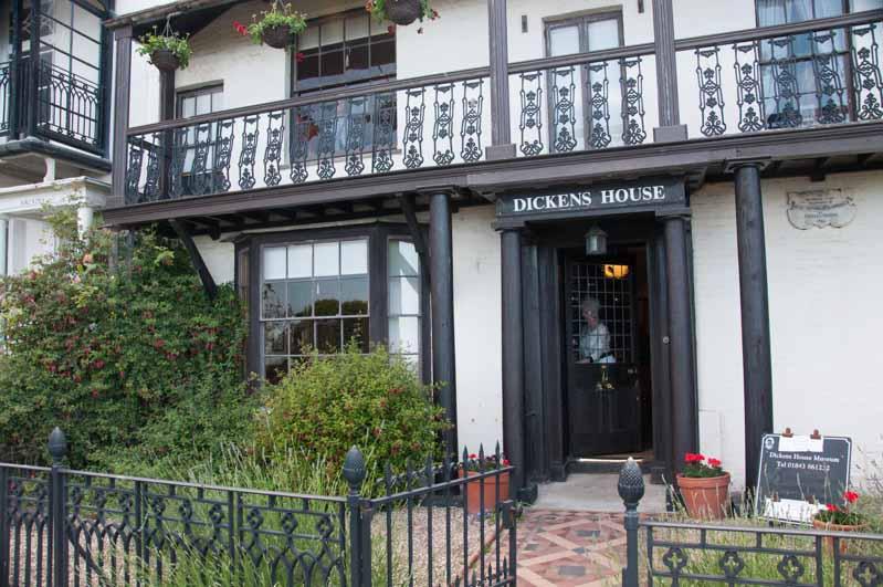 Das Charles-Dickens-Haus