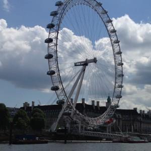 """Das """"Eye of London"""""""