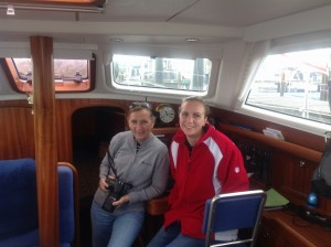 Katja und Beate