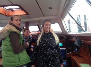 katja und Andrea